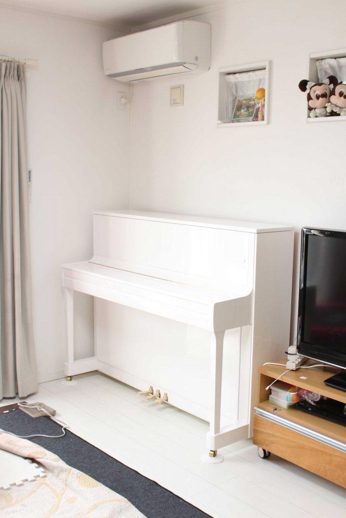 実録 ピアノ 床 補強 いくら 価格