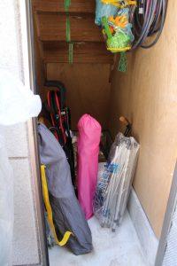 階段下,注文住宅,設置例,倉庫,物置