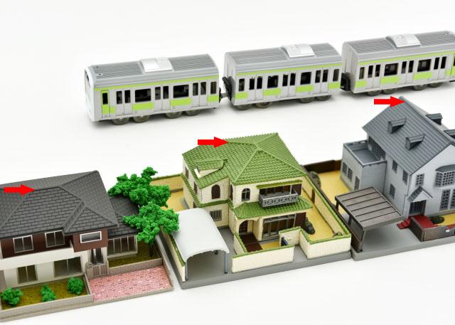 棟とは,住宅,屋根,用語,画像