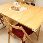 IKEAのバタフライテーブルを解体!そしてリメイク♪